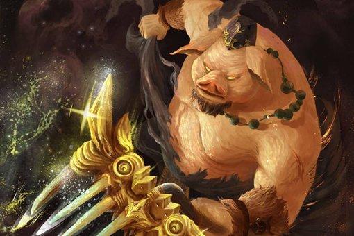 猪刚鬣名字的由来,名字谁起的是什么意思?