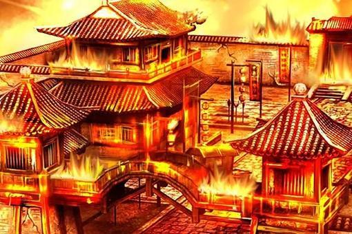 火烧赤壁是谁的计谋?火烧赤壁的主人公究竟是谁?
